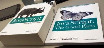 """So sánh phũ phàng khi """"Good parts"""" của js chỉ là một cuốn sách mỏng dính"""