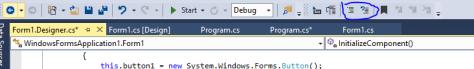 capture1 - Tăng tốc độ code bằng phím tắt trên Visual Studio (Visual Studio Short Cuts)