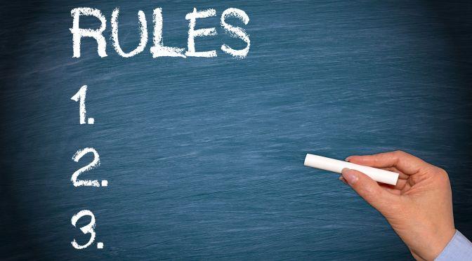 11 điều luật mà mọi lập trình viên nên tuân theo