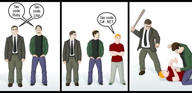 Một số mẫu comic hài hước về ngành IT – phần 2