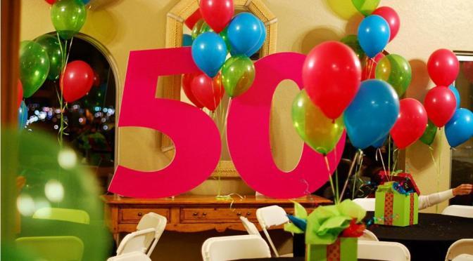 Trải lòng với bài viết thứ 50 – Cảm ơn sự ủng hộ của mọi người