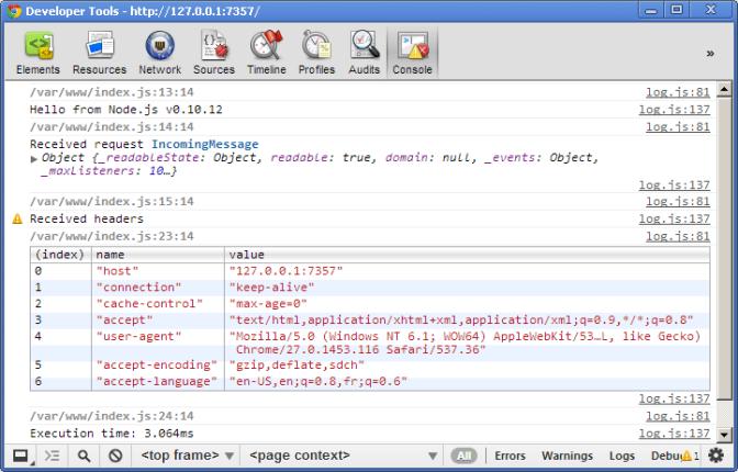 """Sự """"bá đạo"""" của Chrome Developer Tools – Phần 2"""