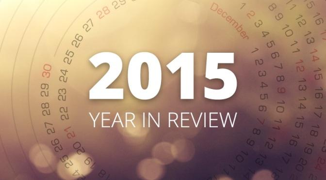Nhìn lại năm 2015, mừng blog thêm tuổi mới