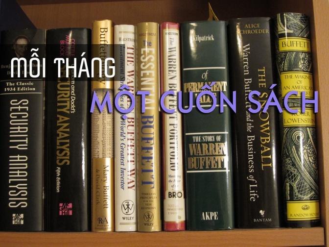 Mỗi tháng một cuốn sách – Những sách hay mình đã đọc trong năm 2015 – Phần 1