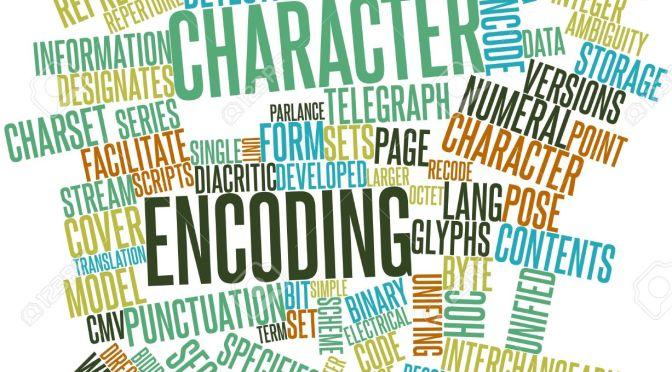 Series Phản Phác Qui Chân – Tuốt tuồn tuột về Unicode và Charset
