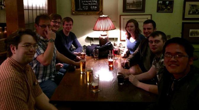 Tạm biệt Lancaster ISS – Tạm kết thúc kiếp code dạo nơi xứ người