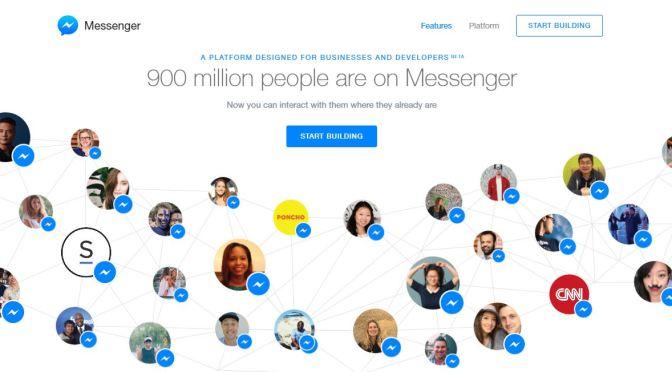 Hướng dẫn viết chat bot cho Facebook – Phần 1: Kiến thức cơ bản & Cơ chế hoạt động