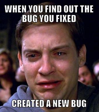 DevBug-Spiderman