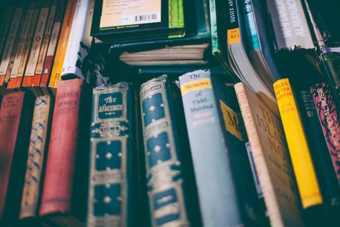 Mỗi tháng một cuốn sách – Những sách hay mình đã đọc trong năm 2016 – Phần 2