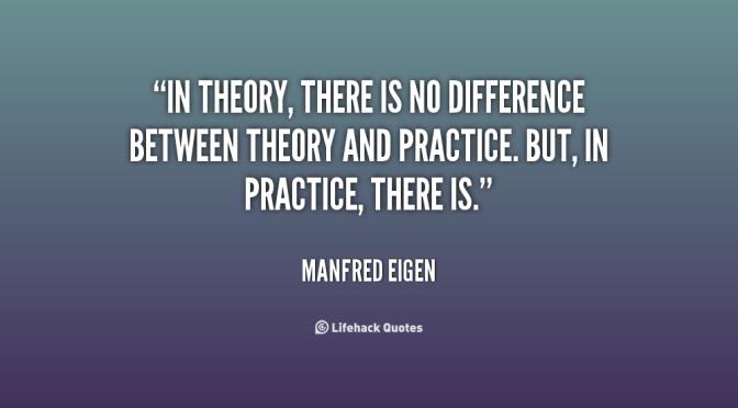 Series Phản Phác Quy Chân – Lý thuyết hay thực hành quan trọng hơn?