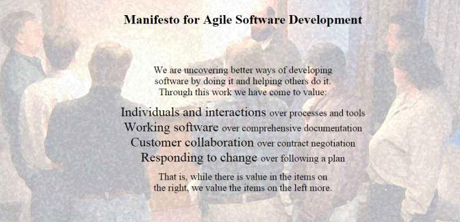 Xoá mù Agile và Scurm – Phần 1 – Tìm hiểu về Agile