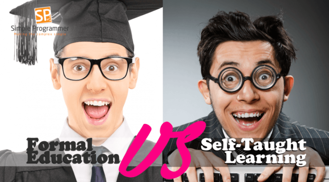 Series Nhập Môn Lập Trình – Hai con đường trở thành lập trình viên: Đại Học và Học Đại