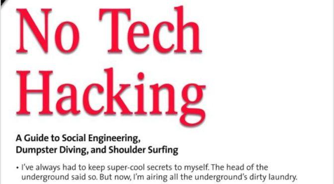 """Review sách: No Tech Hacking – Làm """"Nắc Cơ"""" không cần biết công nghệ!"""
