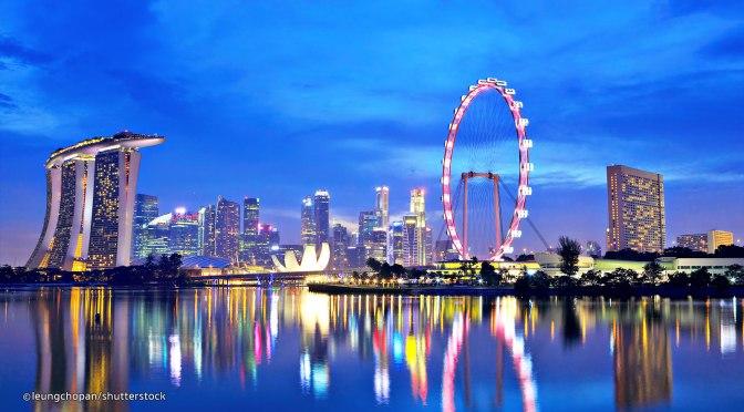 Series Code Dạo Trời Tây – Phần 4.1: Singapore và chuyện kiếm việc nhờ… quan hệ