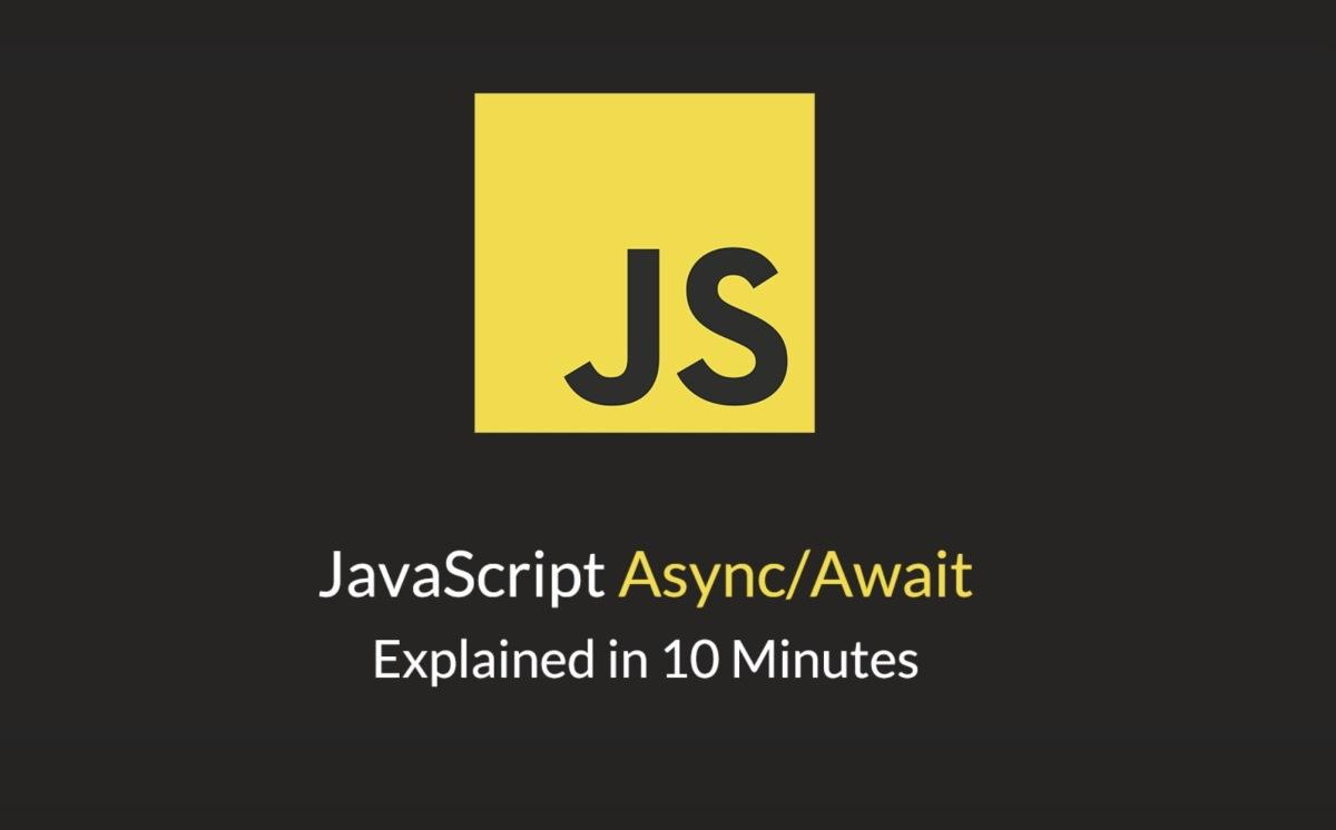 Series JavaScript sida - Sự bá đạo của Async/Await trong JS
