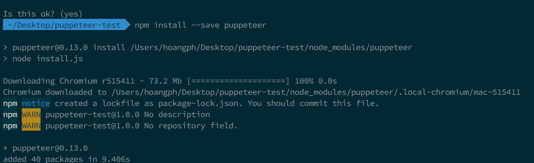 Làm trò với Puppeteer – Phần 1: Cùng tìm hiểu về Puppeteer