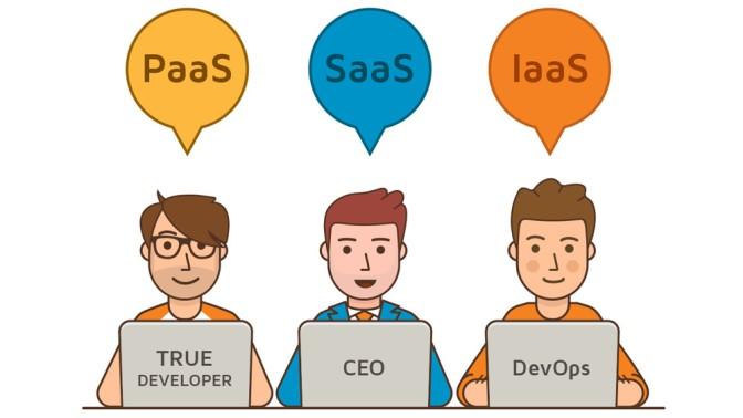 Giải ngố về các khái niệm IaaS, PaaS, SaaS trong Cloud Computing