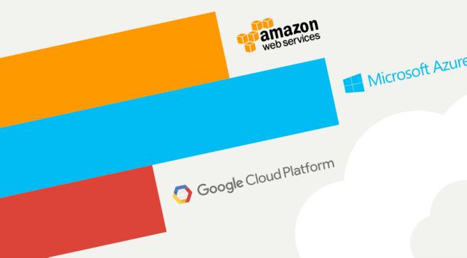 Cùng học Cờ Lao – Sự ra đời của Cloud; AWS, Azure, Google Cloud Platform và các dịch vụ của họ
