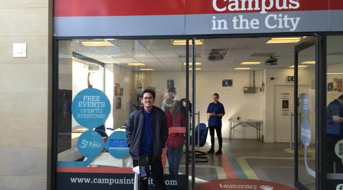 Những điều hay ho mình được học hỏi từ đồng nghiệp – Phần 2: Lancaster University và startup Algomerchant