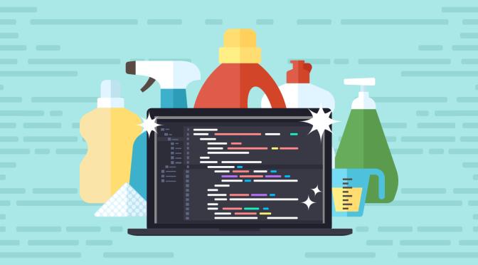 Code bạn viết ra sẽ méo bao giờ hoàn hảo hoặc hoàn toàn clean – But that's okay!