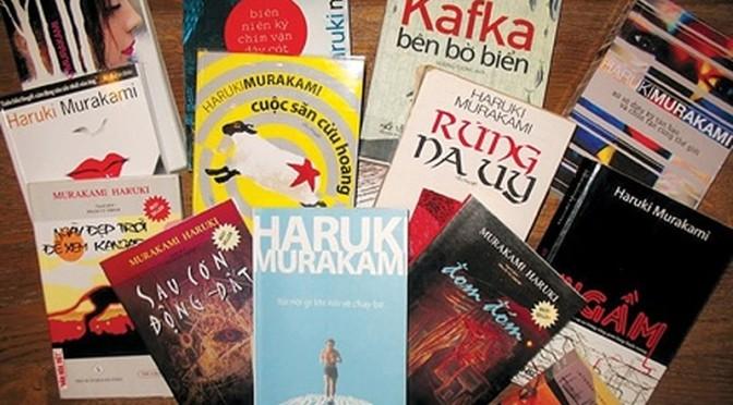 Review ngắn tiểu thuyết của Haruki Murakami