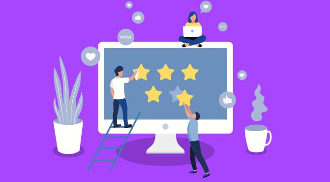 """Kinh nghiệm đọc review – tìm hiểu và né các công ty """"trời đánh"""""""