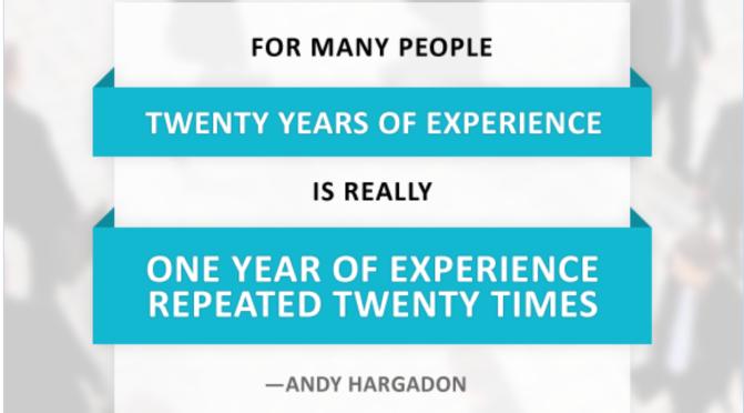 Số năm kinh nghiệm có phản ánh đúng năng lực của bạn??