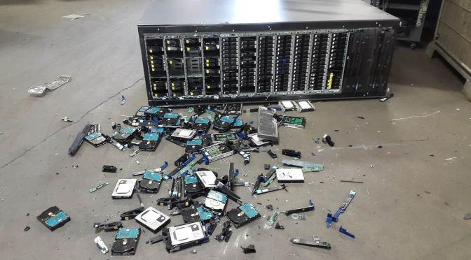 Sập Server có phải muôn đời – Phần 1: Làm gì khi hệ thống sập bất ngờ?
